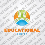 Education Logo  Template 26361