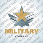 Military Logo  Template 26362