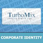 Corporate Identity Template 26369
