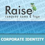 Corporate Identity Template 26372