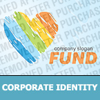 Charity Corporate Identity Template 26375