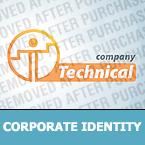 Corporate Identity Template 26490
