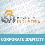 Corporate Identity Template 26492
