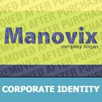 Corporate Identity Template 26540