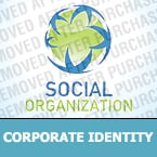 Society and Culture Corporate Identity Template 26541