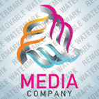 Media Logo  Template 26551