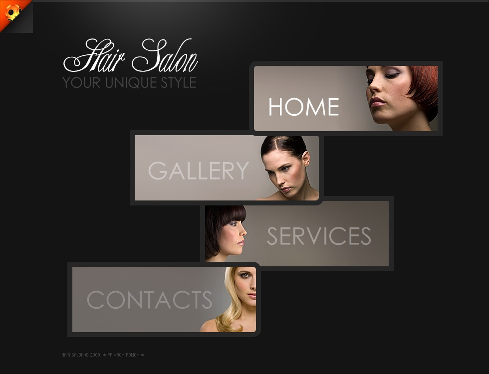 hair salon swish template 26572