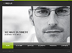 Dynamic SWiSH Site: Business CSS Dynamic Swish Wide Templates SWiSHmax3 Templates