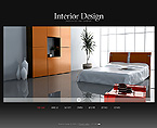 Dynamic SWiSH Site: Interior & Furniture CSS Most Popular Dynamic Swish Wide Templates SWiSHmax3 Templates