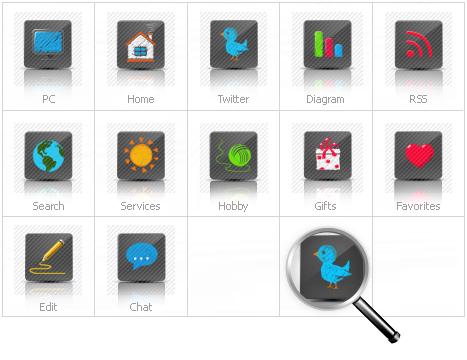 Icon Set Template 26841 Screenshots