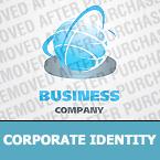 Corporate Identity Template 26871