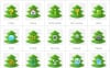 Christmas Iconset Template Icon Set