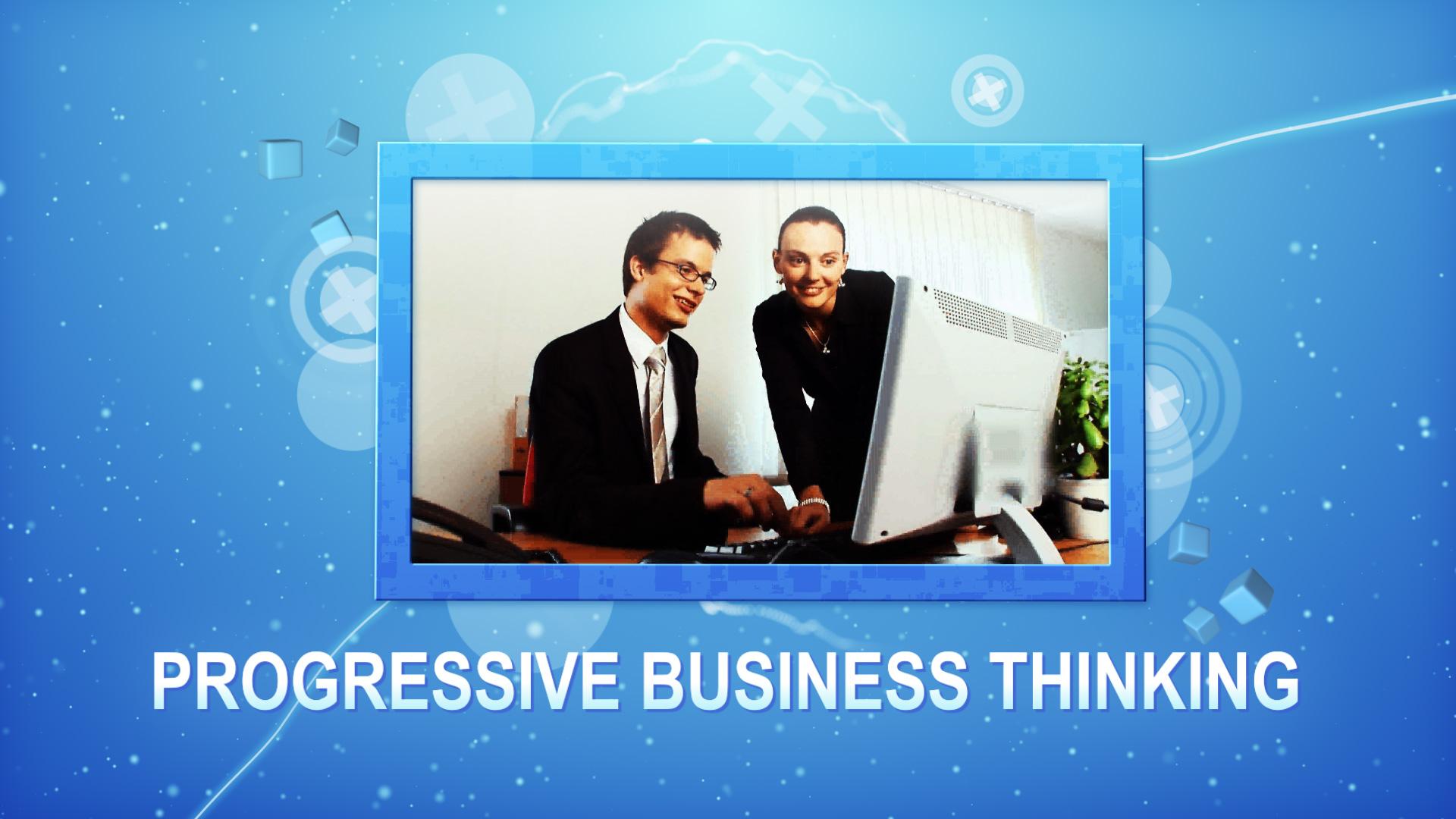 Заставка After Effects на тему бізнес та послуги №26813