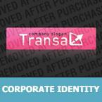 Corporate Identity Template 26936