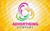 Advertising Agency Logo Template vlogo