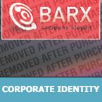 Corporate Identity Template 27071