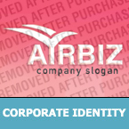 Sport Corporate Identity Template 27072