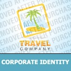 Travel Corporate Identity Template 27111