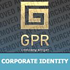 Corporate Identity Template 27114