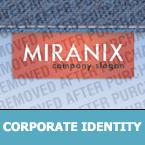Corporate Identity Template 27115