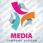 Media Logo  Template 27116