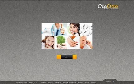 Website Template #27252