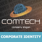 Corporate Identity Template 27266