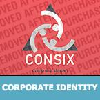 Corporate Identity Template 27267