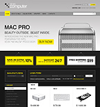 VirtueMart: Computers Online Store/Shop Wide Templates VirtueMart Templates