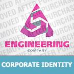 Corporate Identity Template 27394