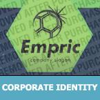 Corporate Identity Template 27397