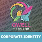 Corporate Identity Template 27484