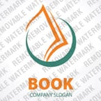 Books Logo  Template 27490