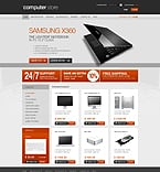 Computers ZenCart  Template 27530