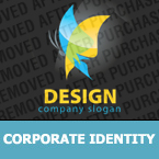 Web design Corporate Identity Template 27574