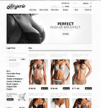 VirtueMart: Online Store/Shop Fashion Wide Templates VirtueMart Templates