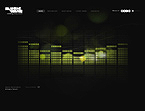 Music Flash CMS  Template 27700