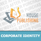 Books Corporate Identity Template 27703