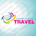 Travel Logo  Template 27716
