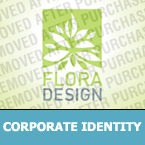 Corporate Identity Template 27755
