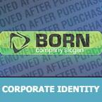 Corporate Identity Template 27757
