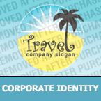 Travel Corporate Identity Template 27759