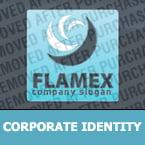 Corporate Identity Template 27760