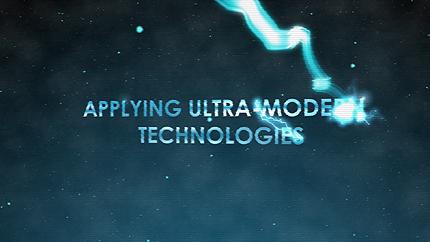 Modello After Effects Intro #27734 per Un Sito di Web Design