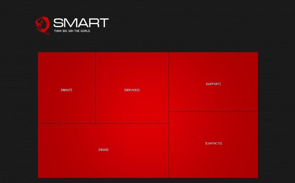 Plantilla Flash CMS #27807 para Sitio de Negocio y Servicios New Screenshots BIG