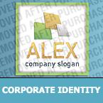 Furniture Corporate Identity Template 27898