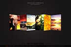 XML Flash: Art & Photography Dynamic Flash Most Popular XML Flash Site Wide Templates Papervision 3D