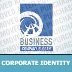 Corporate Identity Template 27986
