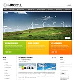 Flash Animated Joomla: Most Popular Flash 8 Wide Templates Joomla Templates Alternative Power