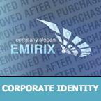 Corporate Identity Template 28127